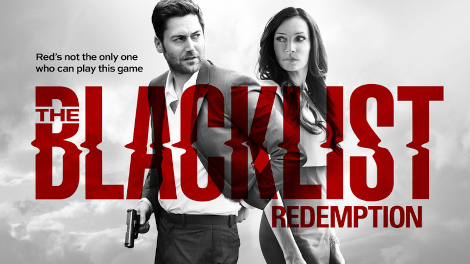 Image for the TV series The Blacklist: Redemption