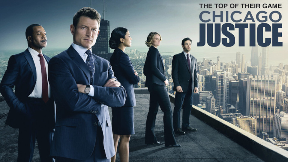 Image for the TV series Chicago Justice