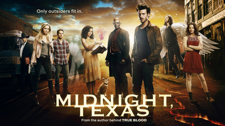 Image for the TV series Midnight, Texas