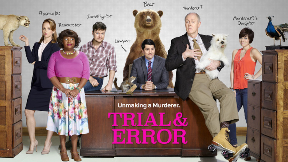 Image for the TV series Trial & Error