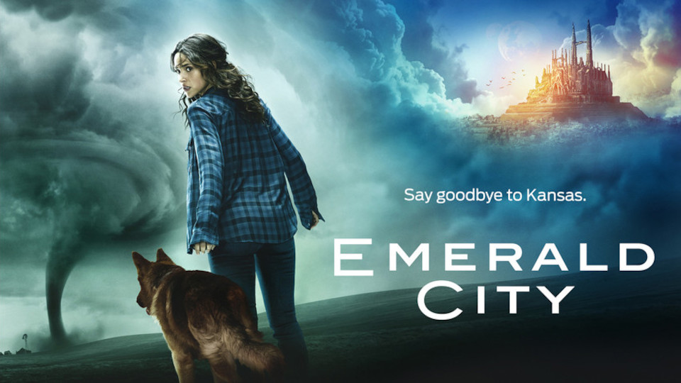 Image for the TV series Emerald City