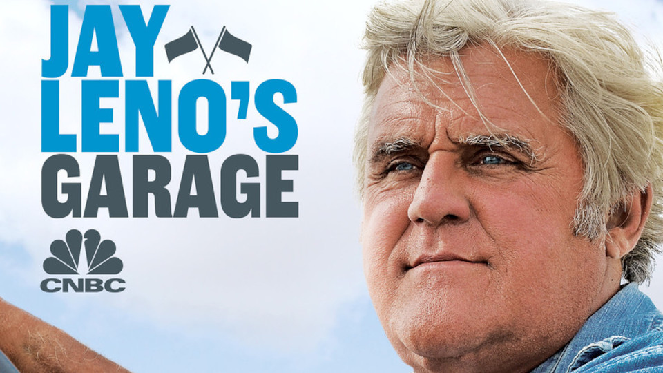 Image for the TV series Jay Leno's Garage