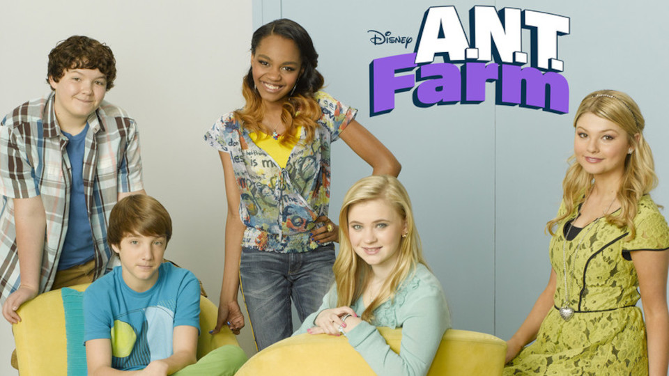 Image for the TV series A.N.T. Farm