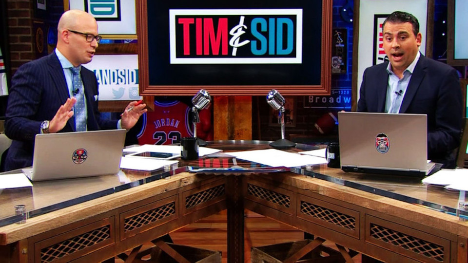 Image for the TV series Tim & Sid