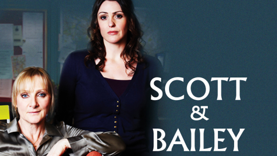 Image for the TV series Scott & Bailey