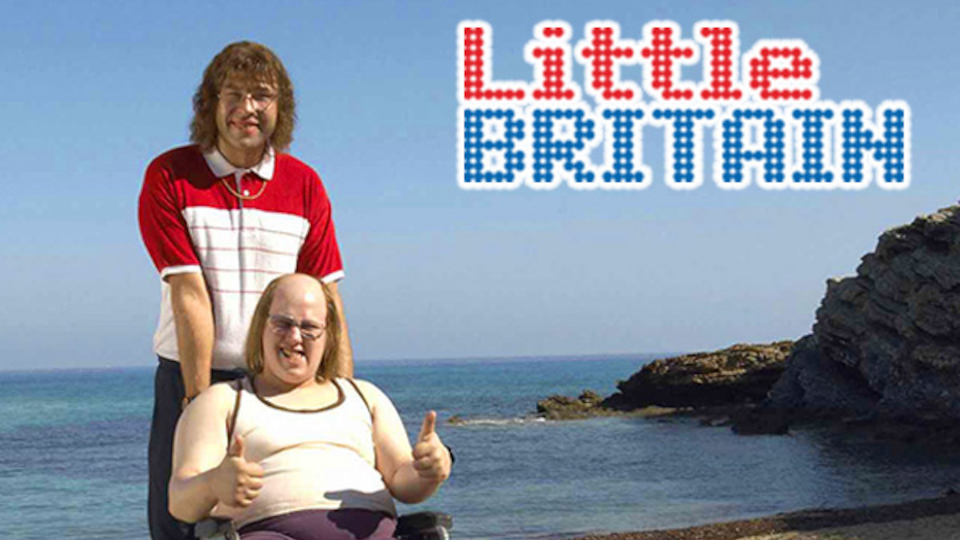 Image for the TV series Little Britain