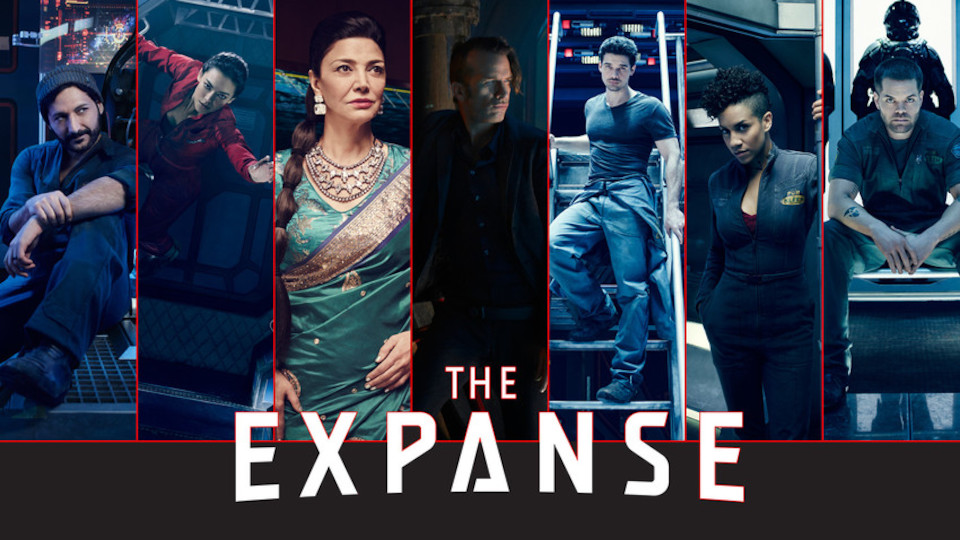 Image for the TV series The Expanse