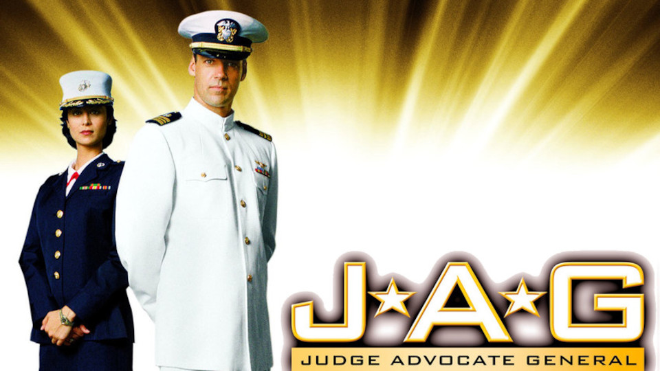 Image for the TV series JAG