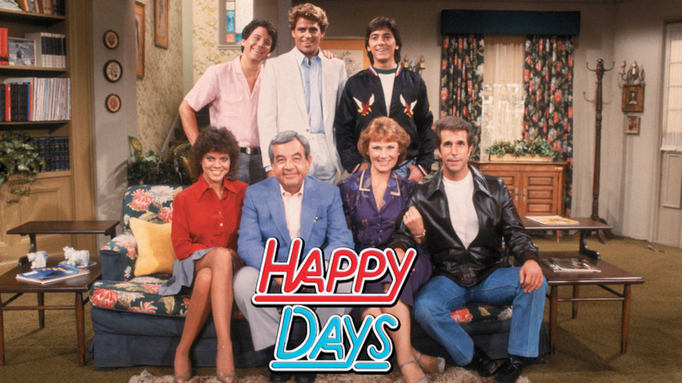 Image for the TV series Happy Days