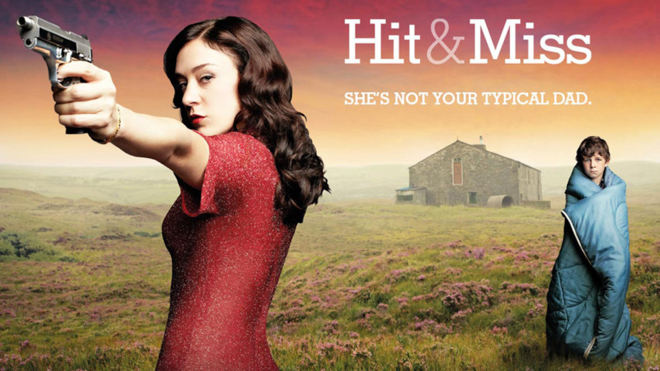 Image for the TV series Hit & Miss