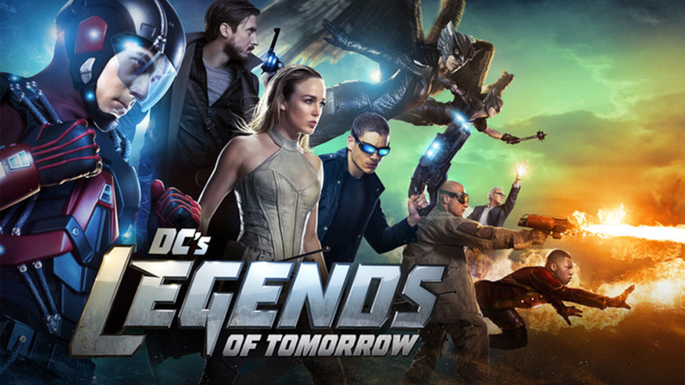 Image for the TV series DC's Legends of Tomorrow