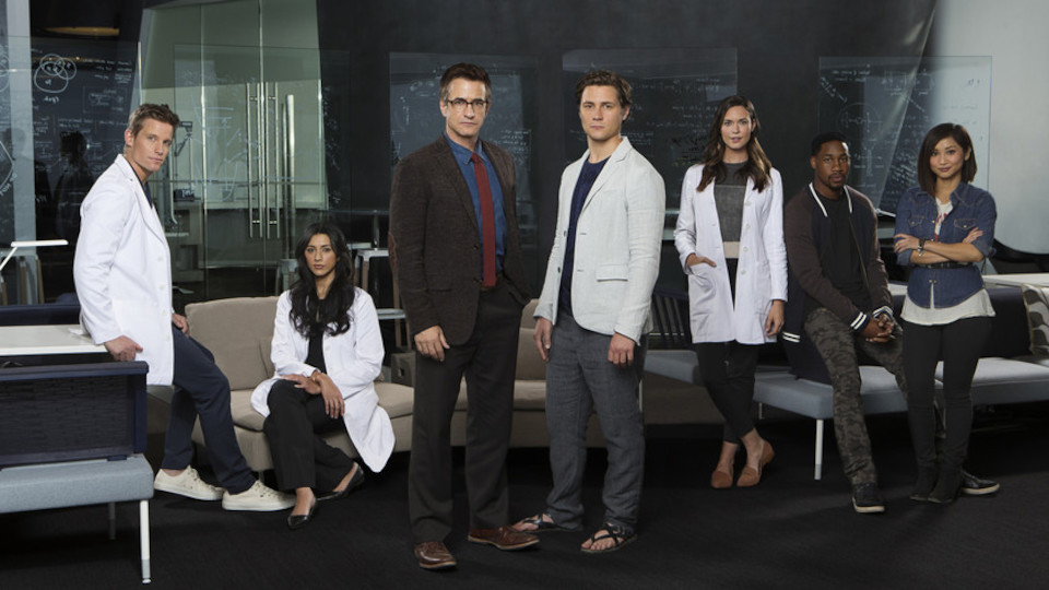 Image for the TV series Pure Genius