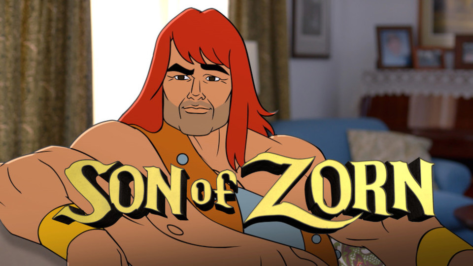 Image for the TV series Son of Zorn
