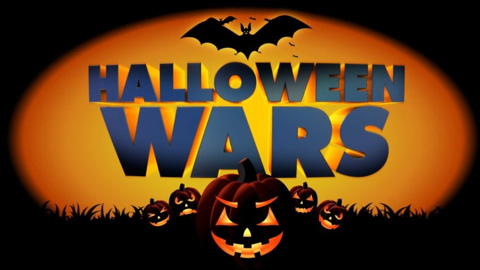 Image for the TV series Halloween Wars