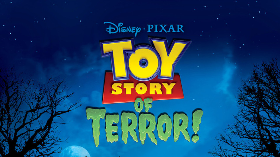 Image for the TV series Toy Story of TERROR!