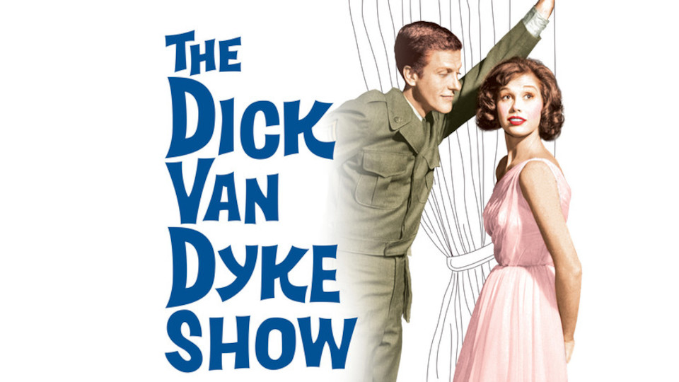 Image for the TV series The Dick Van Dyke Show