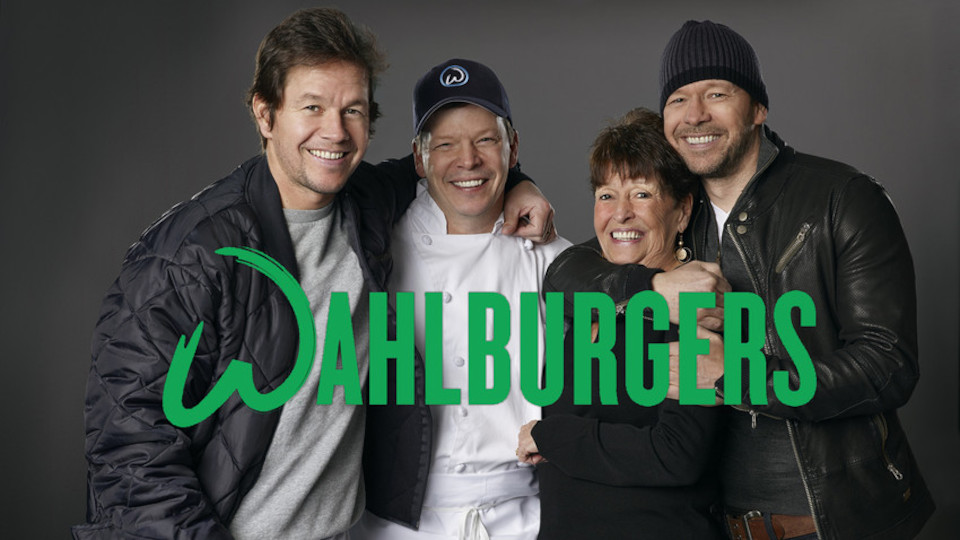 Image for the TV series Wahlburgers
