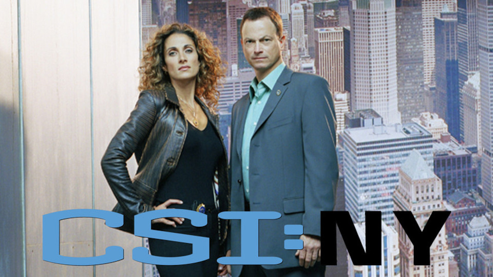 Image for the TV series CSI: NY