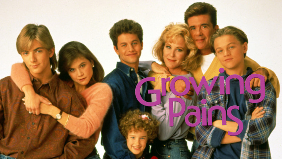 Image for the TV series Growing Pains