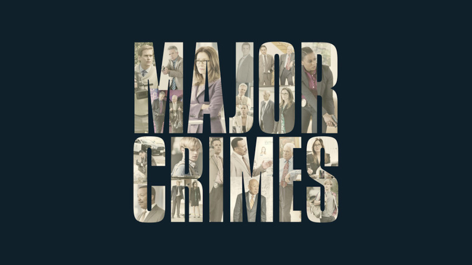 Image for the TV series Major Crimes