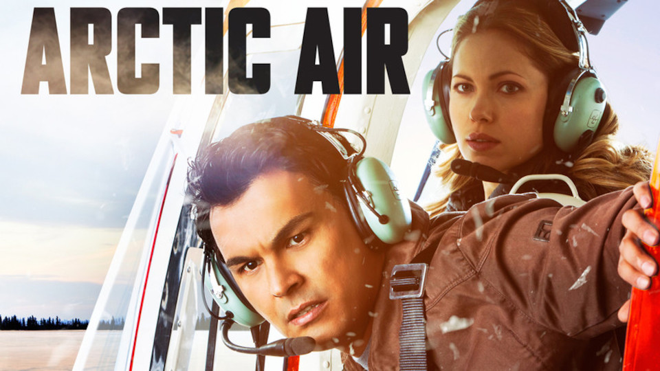 Image for the TV series Arctic Air