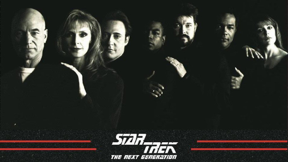 Image for the TV series Star Trek: The Next Generation