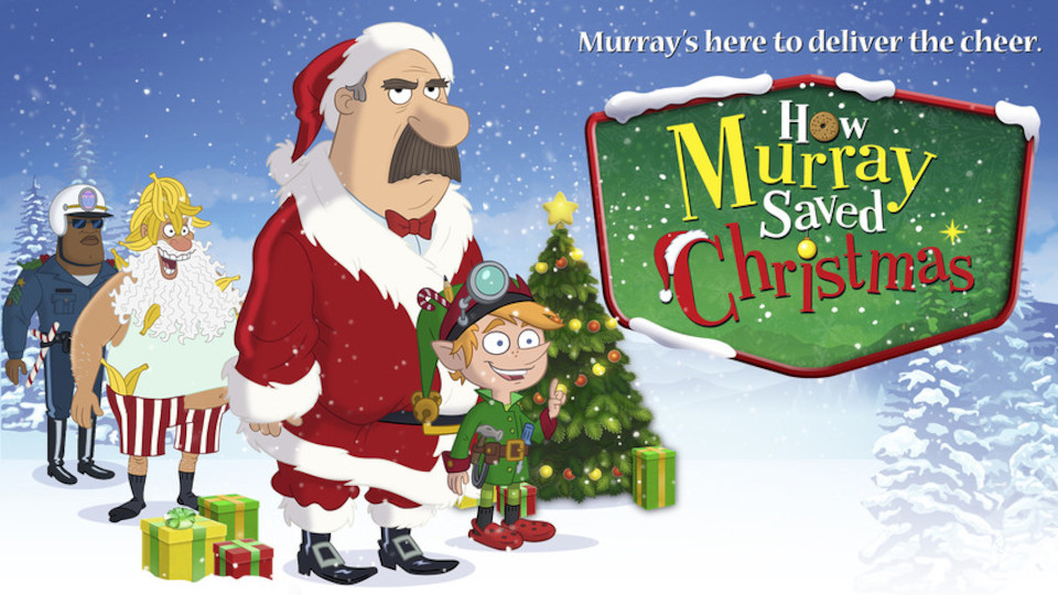 Image for the TV series How Murray Saved Christmas