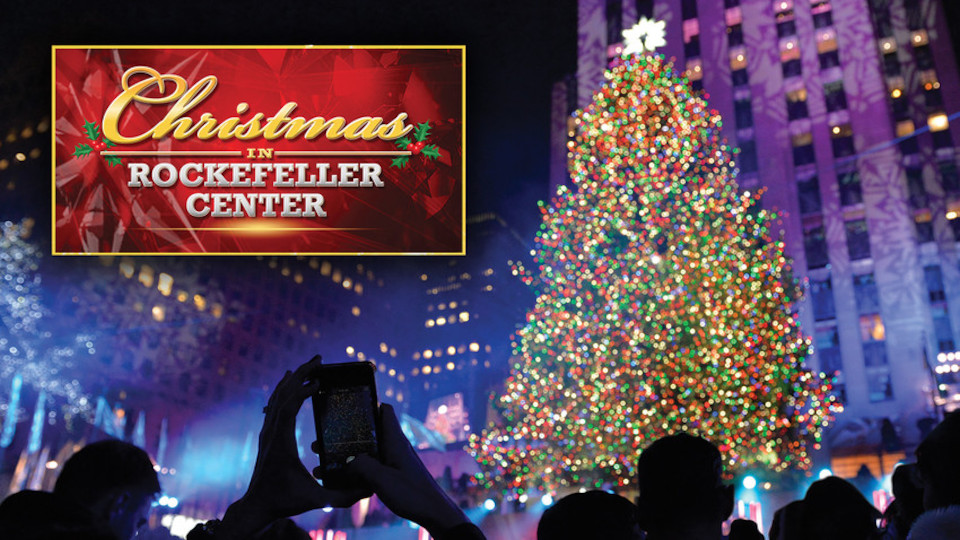 Image for the TV series Christmas in Rockefeller Center