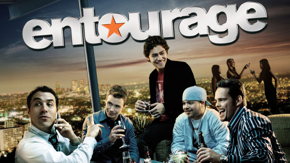 Image for the TV series Entourage