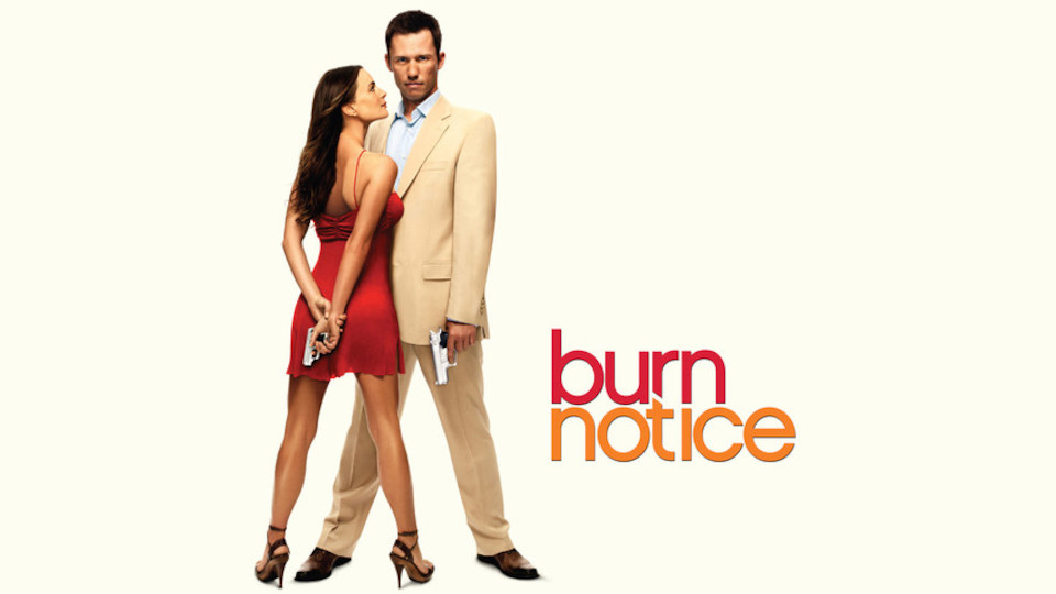 Image for the TV series Burn Notice