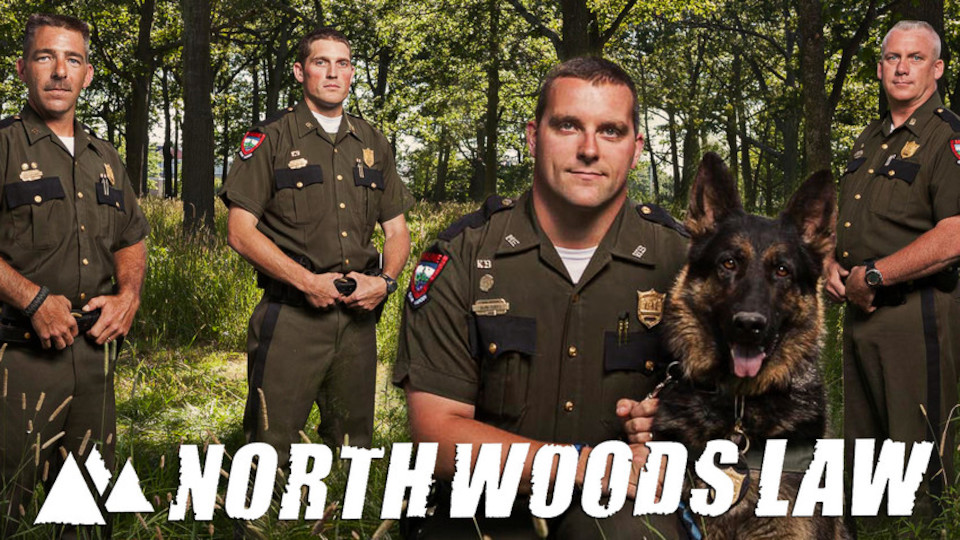 Image for the TV series North Woods Law