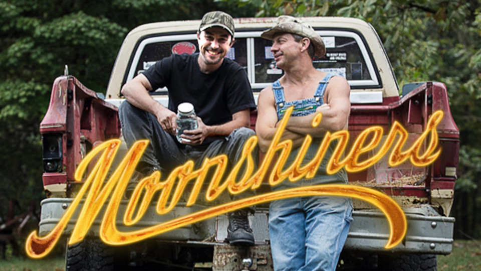 Image for the TV series Moonshiners: Outlaw Cuts