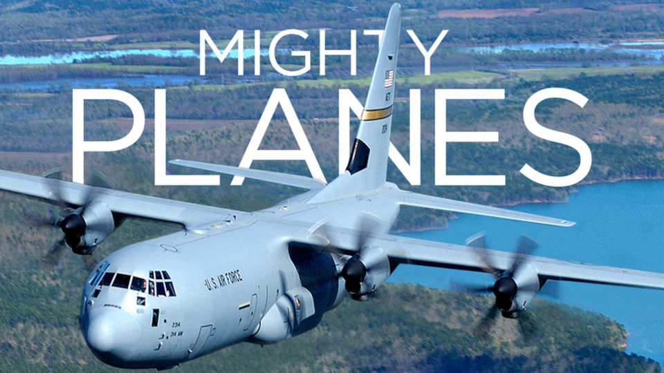 Image for the TV series Mighty Planes