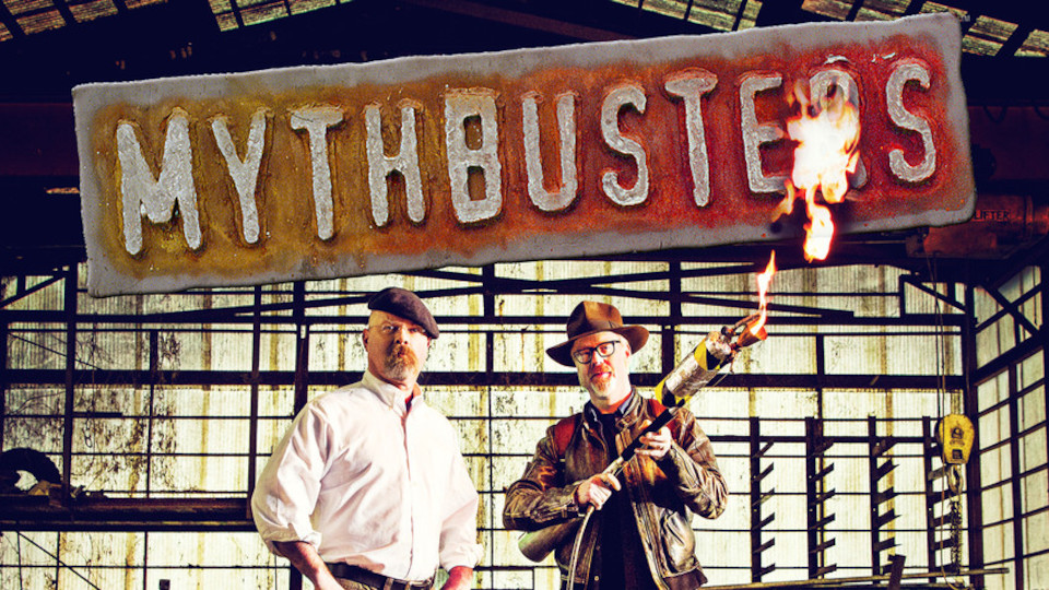 Image for the TV series MythBusters