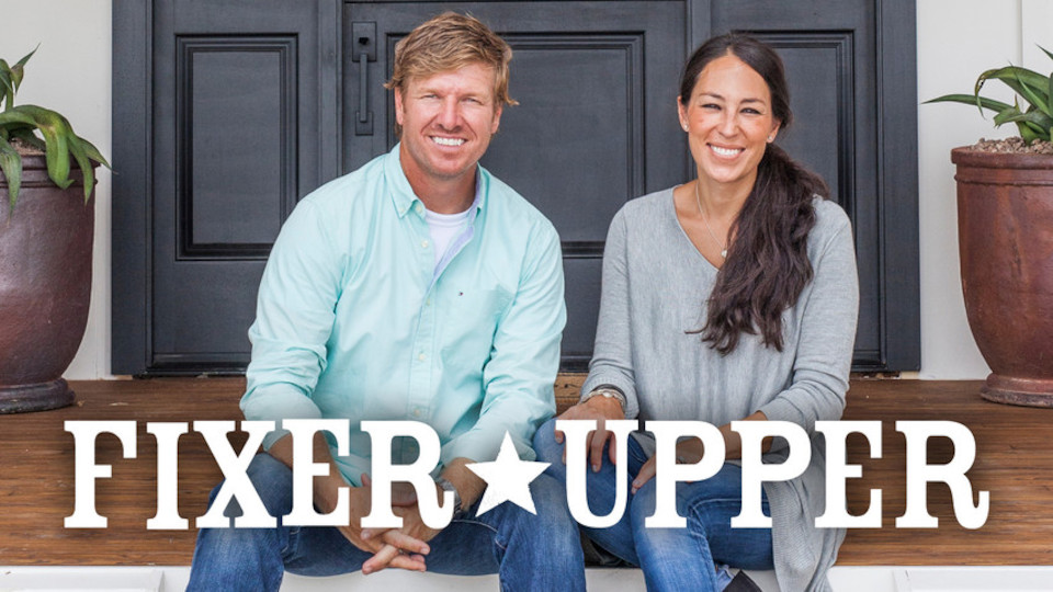Image for the TV series Fixer Upper