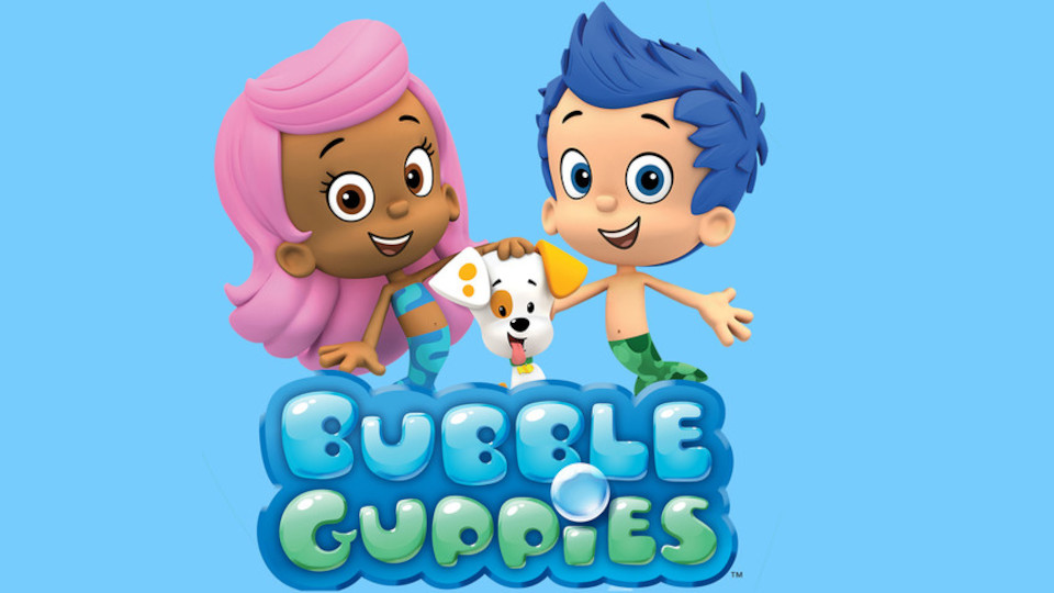 Image for the TV series Bubble Guppies