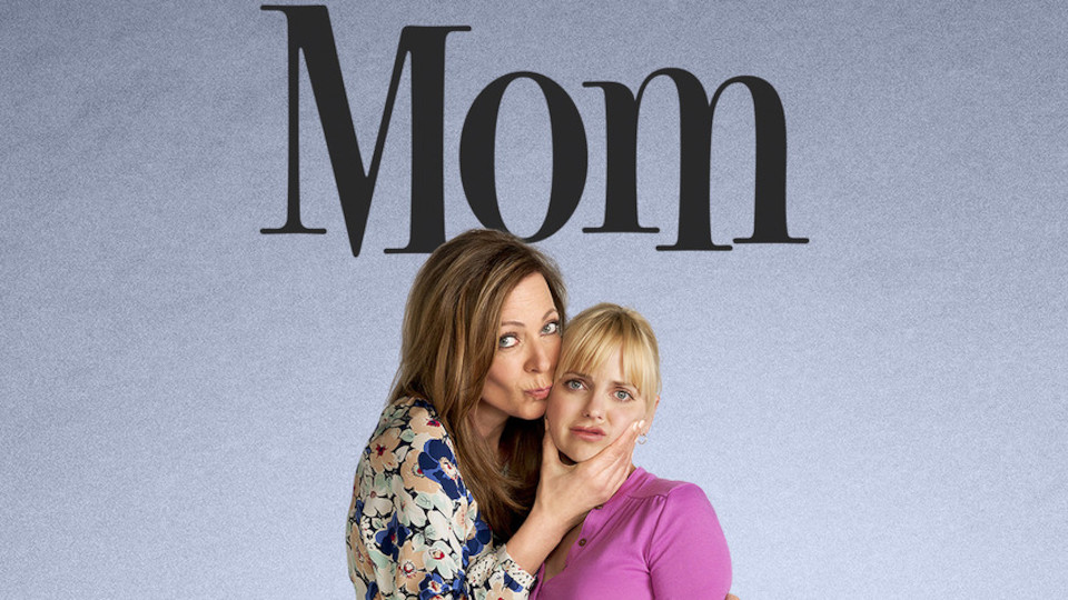 Image for the TV series Mom (v.f.)