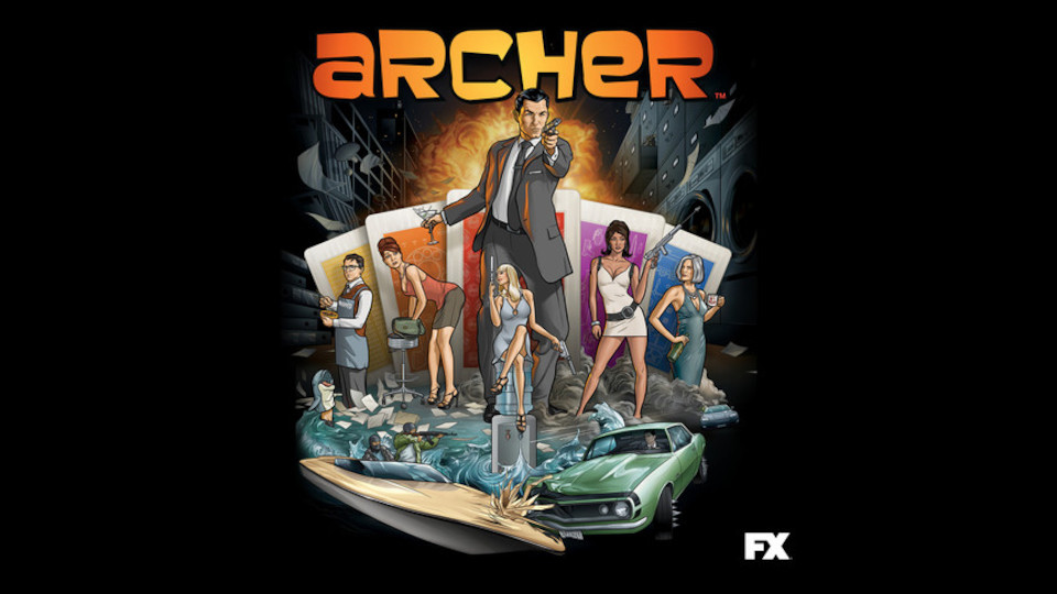 Image for the TV series Archer