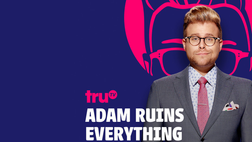 Image for the TV series Adam Ruins Everything