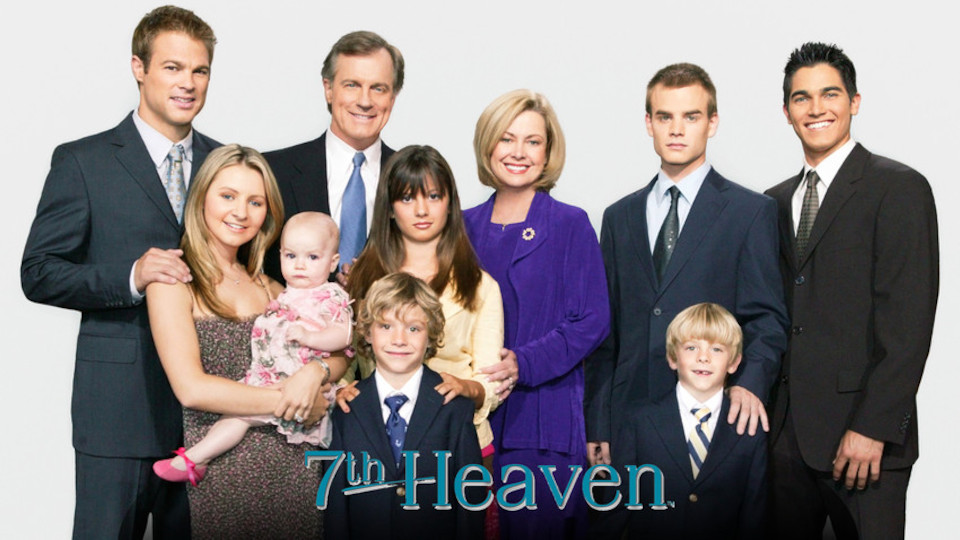 Image for the TV series 7th Heaven