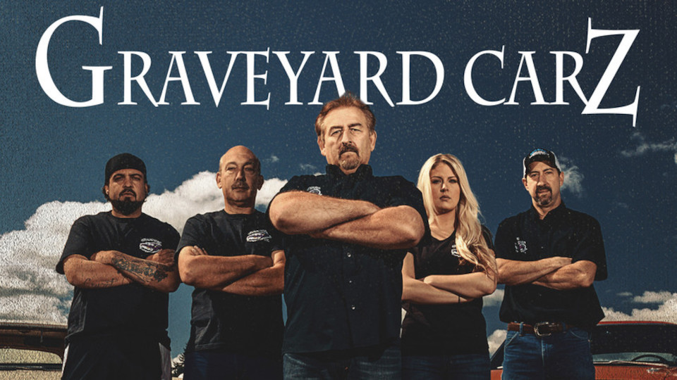 Image for the TV series Graveyard Carz