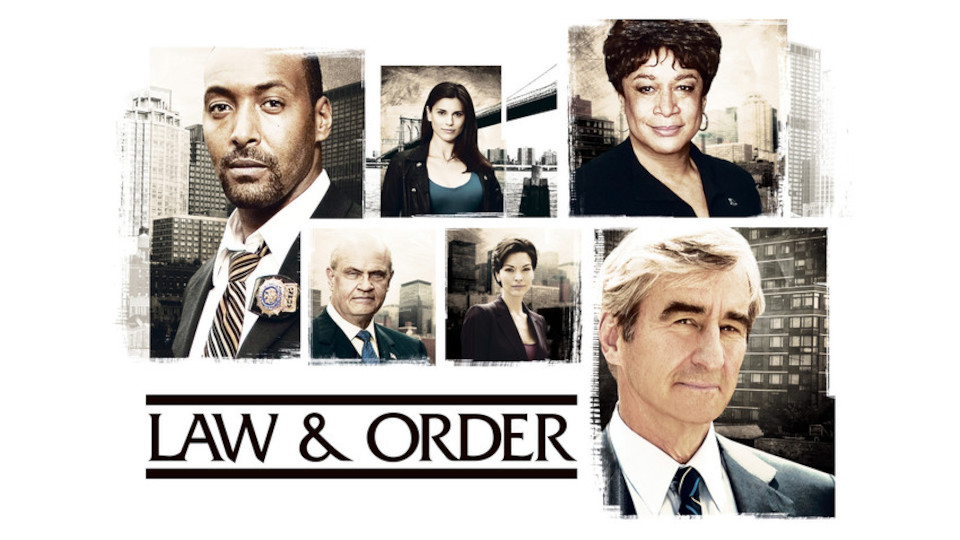 Image for the TV series Law & Order