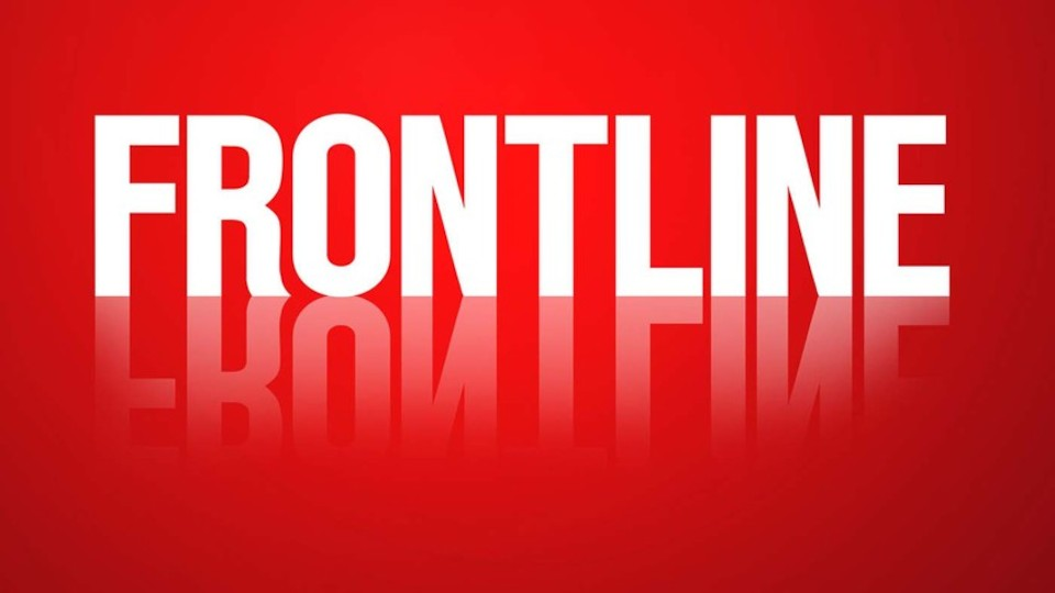 Image for the TV series Frontline