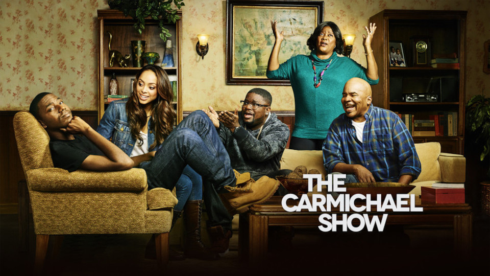 Image for the TV series The Carmichael Show