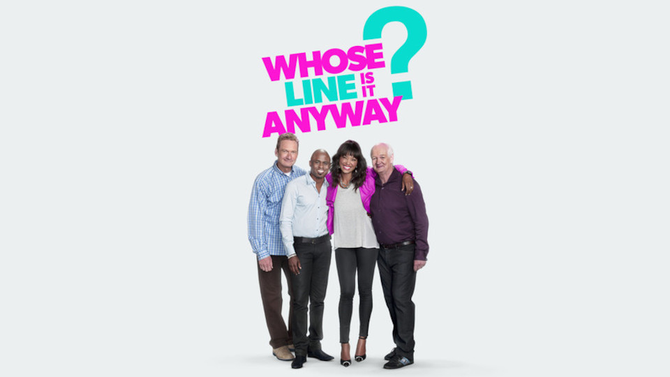 Image for the TV series Whose Line Is It Anyway?