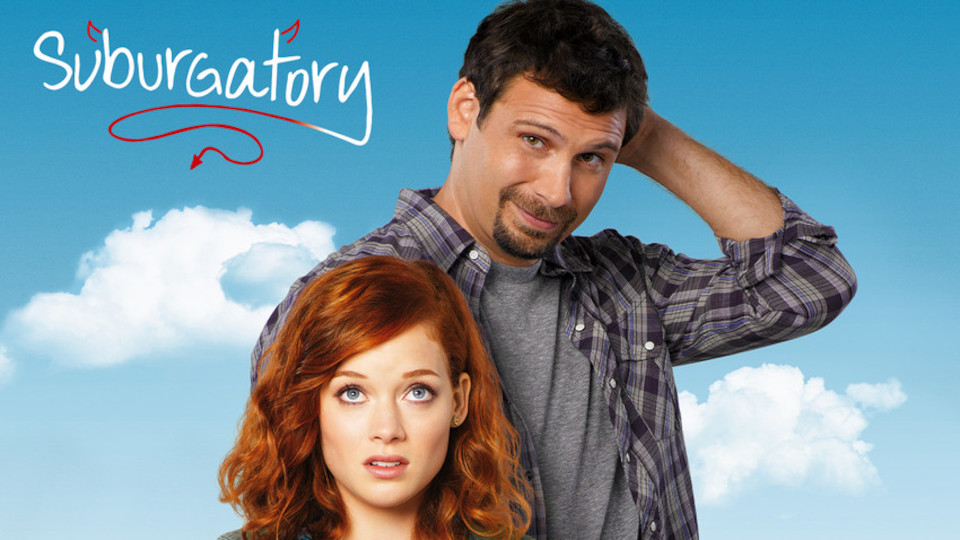 Image for the TV series Suburgatory
