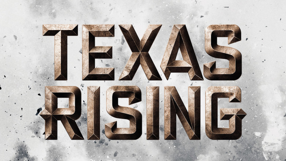 Image for the TV series Texas Rising