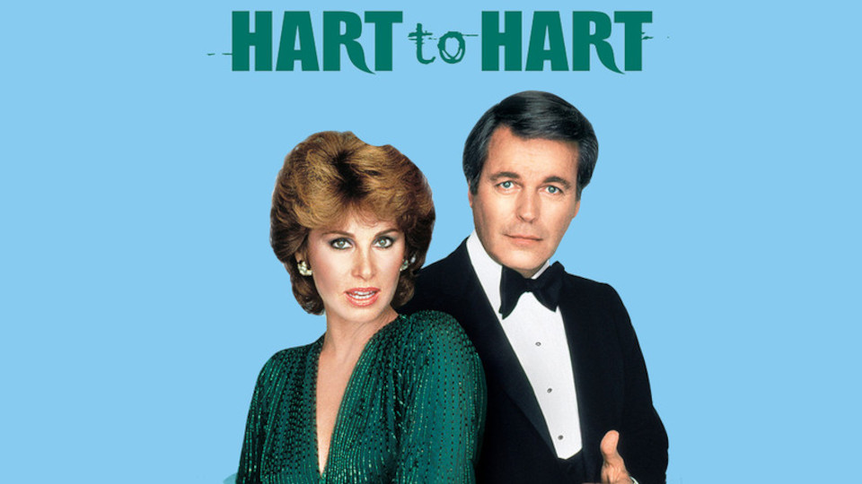Image for the TV series Hart to Hart