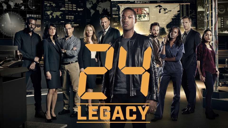 Image for the TV series 24: Legacy