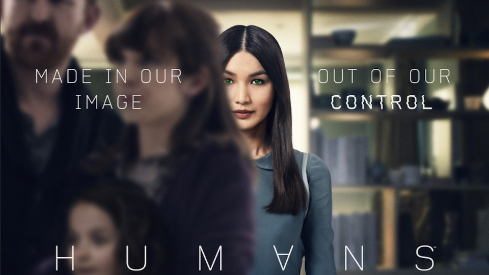 Image for the TV series HUMANS